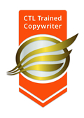 Copywriting training badge